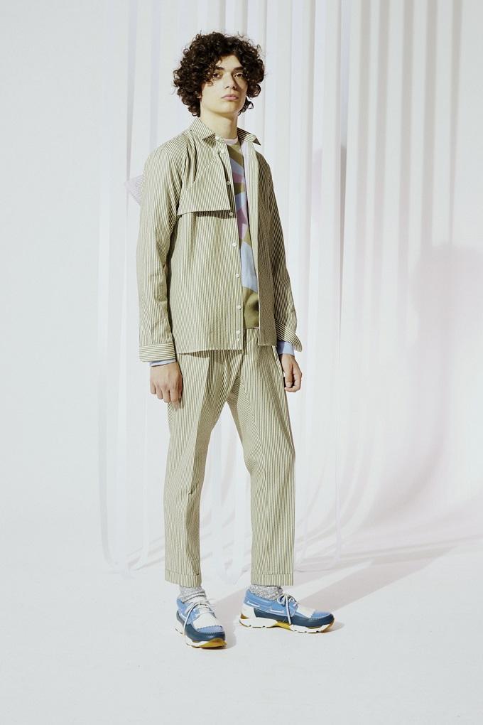Carven Menswear - Spring 2017