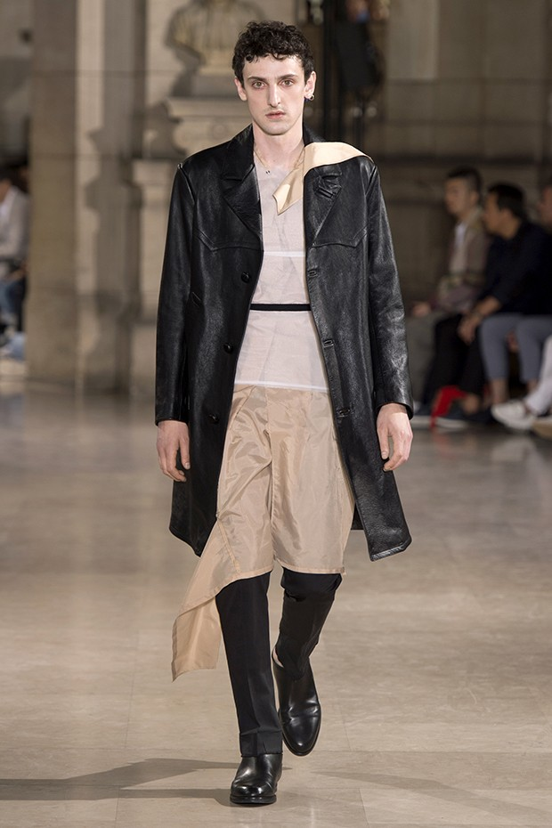 PFW Maison Margiela Spring Summer 2017 Menswear Collection (3)