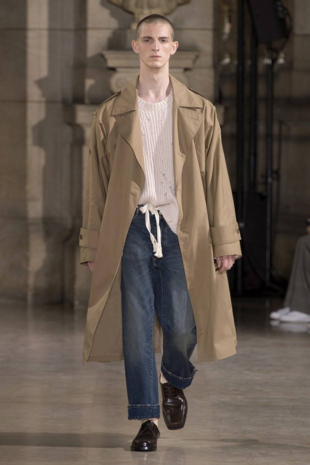 PFW Maison Margiela Spring Summer 2017 Menswear Collection