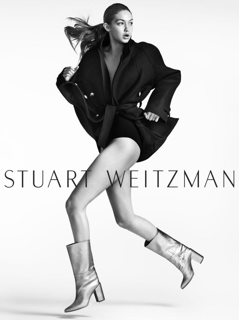 Stuart Weitzman   Fall Ad Campaign