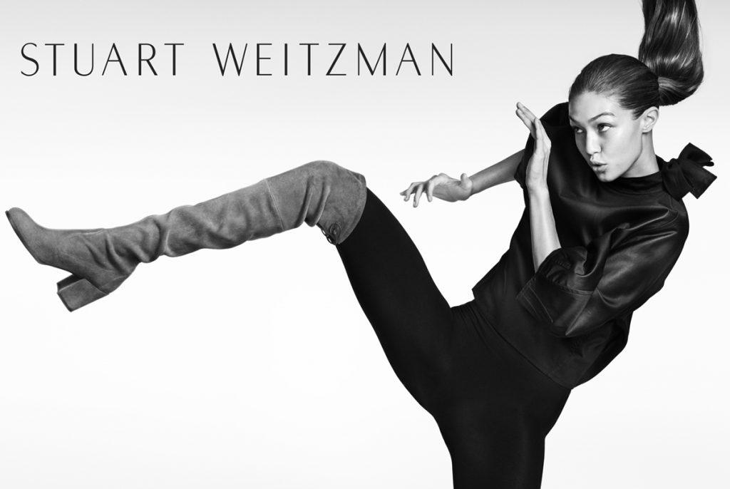Stuart Weitzman | Fall Ad Campaign