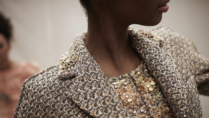 Chanel Close Up Looks Haute Couture 2016 pictures by Stephane Gallois