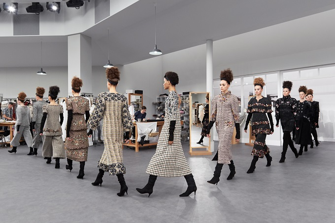Chanel FW 2016 HC_Final pictures by Olivier Saillant