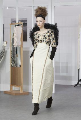 Chanel Haute Couture autunno inverno 2016 2017