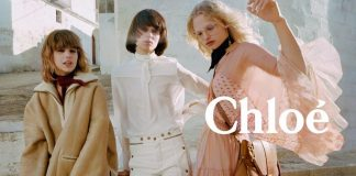 Chloe 's Surreal Fall Winter 2016.17 Campaign by Theo Wenner