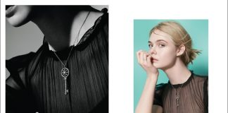 Elle Fanning stars in Tiffany & Co.'s fall-winter 2016 campaign