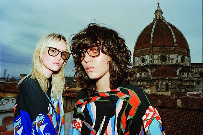 Emilio Pucci launches the Fall/Winter 2016-17 Campaign