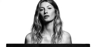 Gisele Bundchen for Givenchy Jeans Campaign