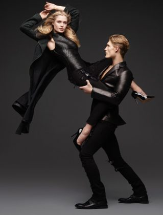 "Rankin and Jitrois for ""Look Once, Look Twice"""