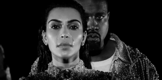 Kanye West's Wolves Video Is Basically a Balmain Ad Campaign