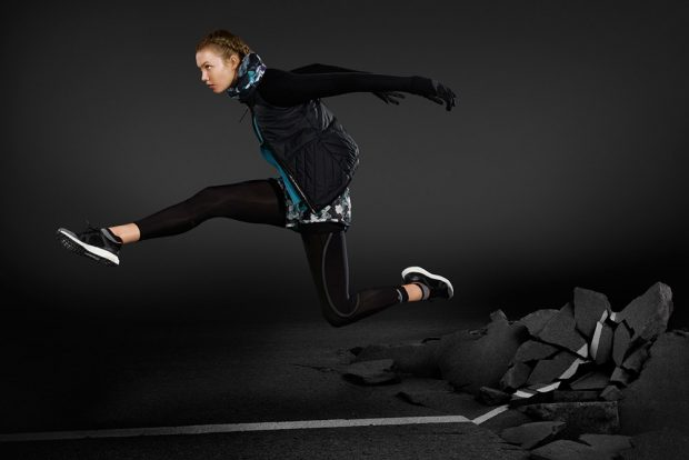 Karlie Kloss Stars in Adidas by Stella McCartney FW16 Campaign
