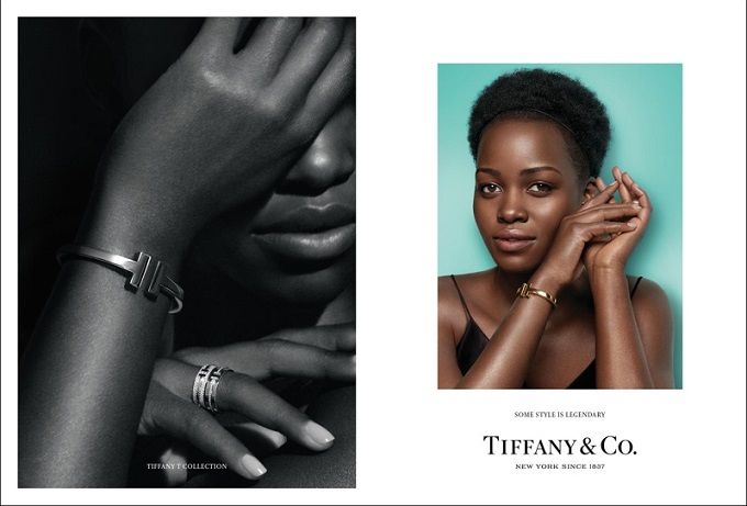 Lupita Nyong'o stars in Tiffany & Co's fall-winter 2016 campaign