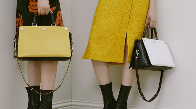 Mulberry AW16 Campaign