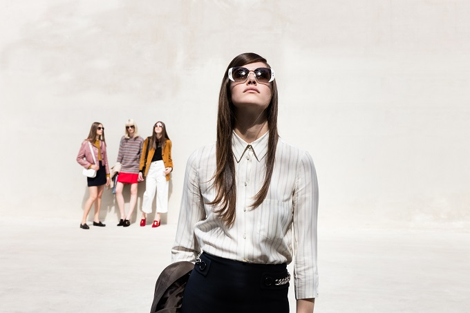 Prada presents SS 2016 Prada Mod Eyewear collection