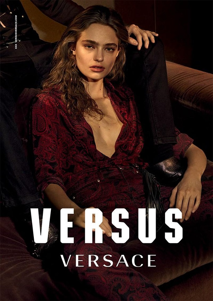 Versus Versace Fall Winter 2016 Advertising Campaign