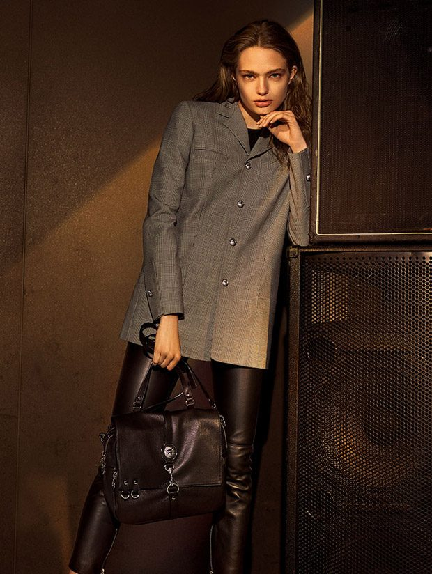Versus Versace Fall Winter 2016 Advertising Campaign