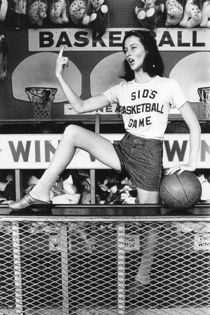 © Arlene Gottfried_Sid's Basketball Game, NY, 1970