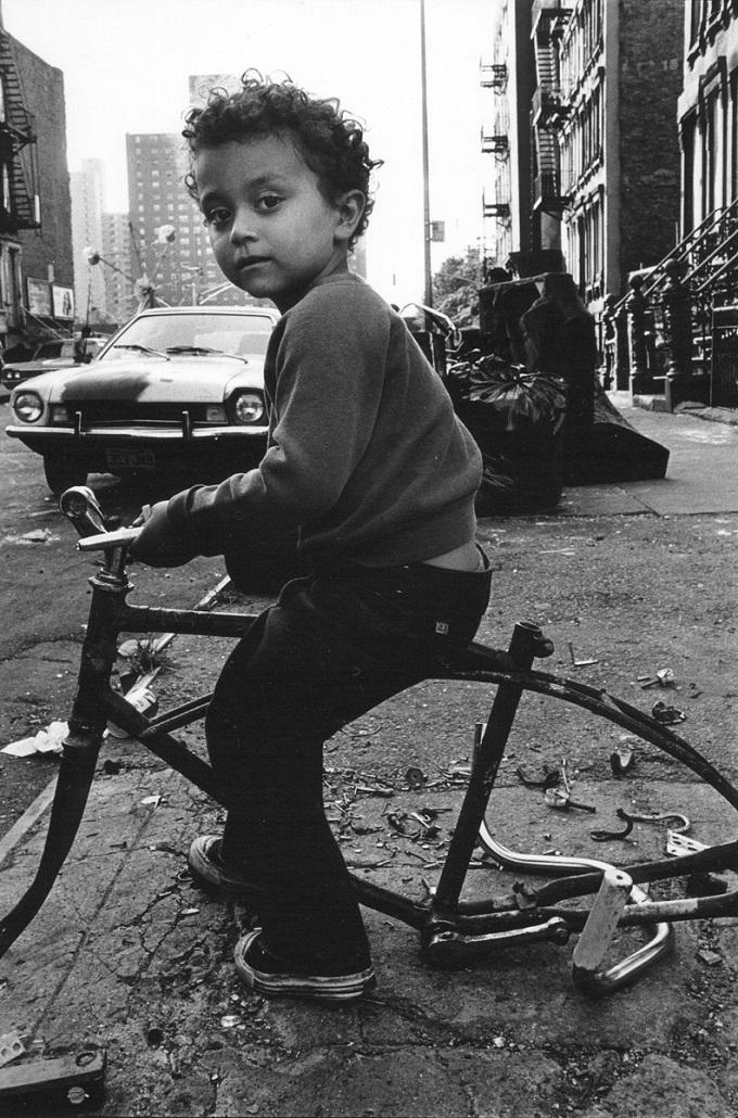 © Arlene Gottfried_No Wheels, El Barrio, 1978