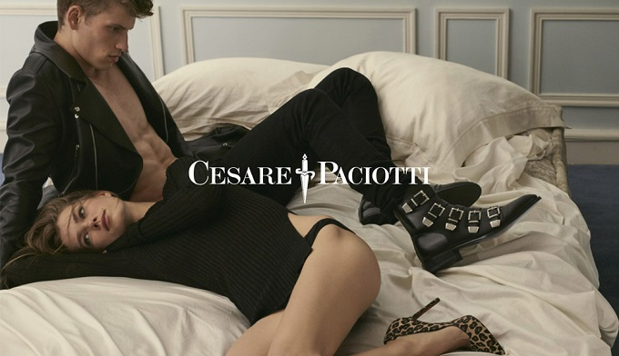 Cesare Paciotti Fall Winter 2016.17 Campaign