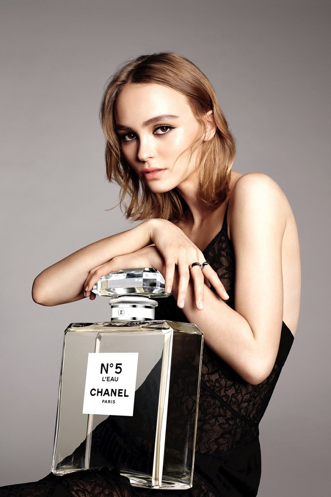 Chanel No.5 L'Eau Campaign