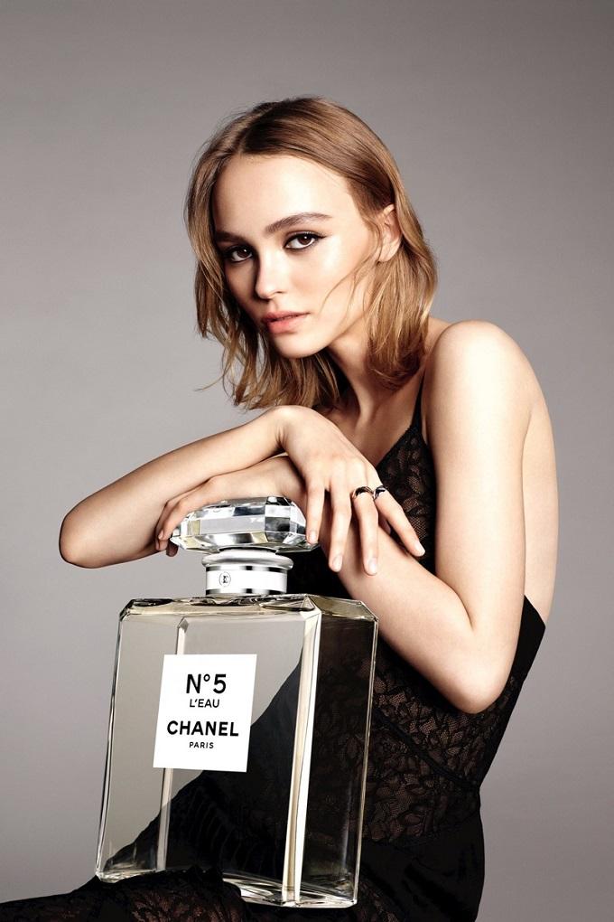 Chanel No.5 L'Eau Campaign