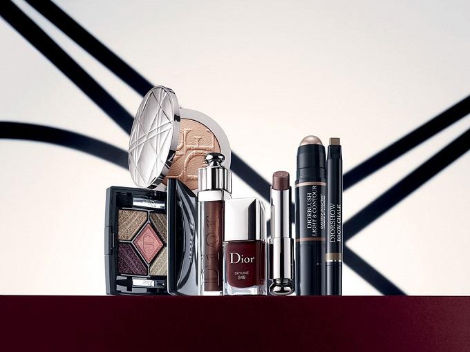 Dior Make-up Look Automne 2016 Skyline