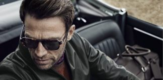 Dunhill London Fall Winter 2016 Campaign