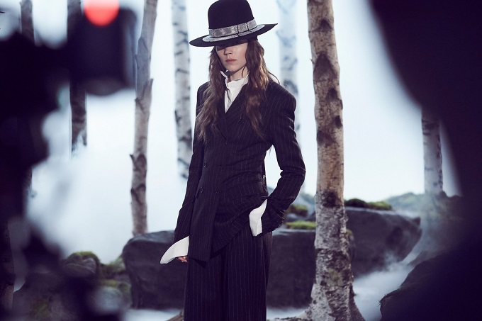 Freja Beha Erichsen The New Face Of H&M Studio