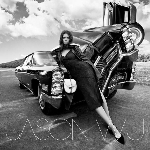 Jason Wu Fall Winter 2016 Campaign shot by Inez & Vinoodh