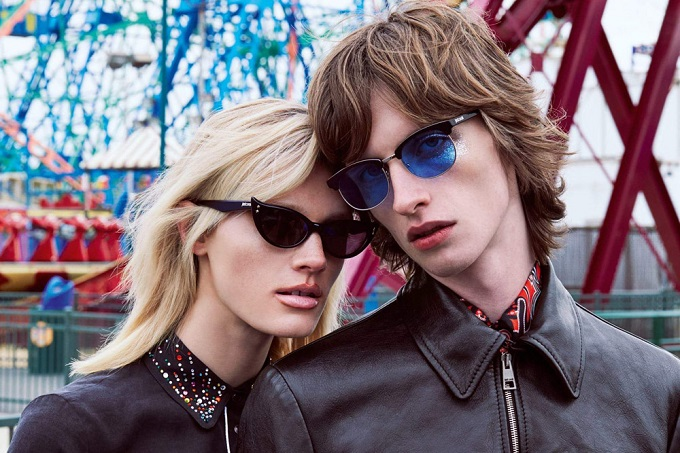 Just Cavalli 2016 FallWinter Campaign by Sebastian Faena