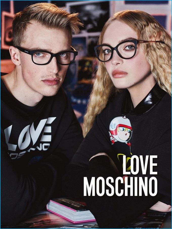 Love Moschino Fall Winter 2016.17 Campaign