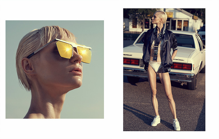 Magnolia Riviera a Fashion Editorial by Neil Francis Dawson