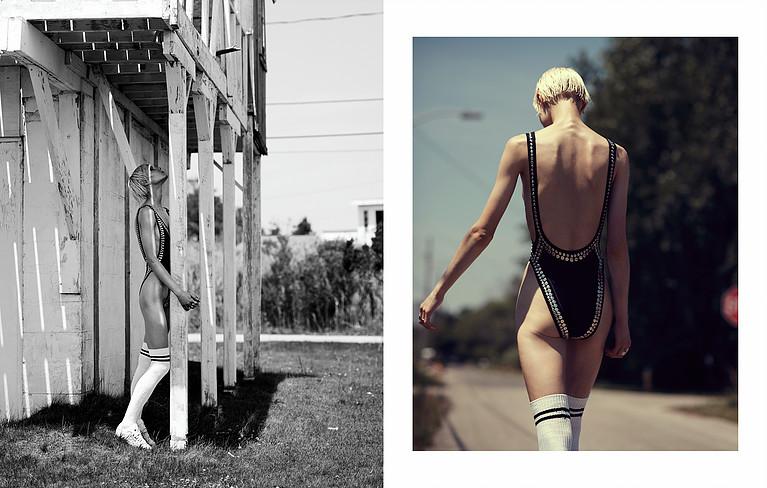 Magnolia Riviera a Fashion Editorial by Neil Francis Dawson