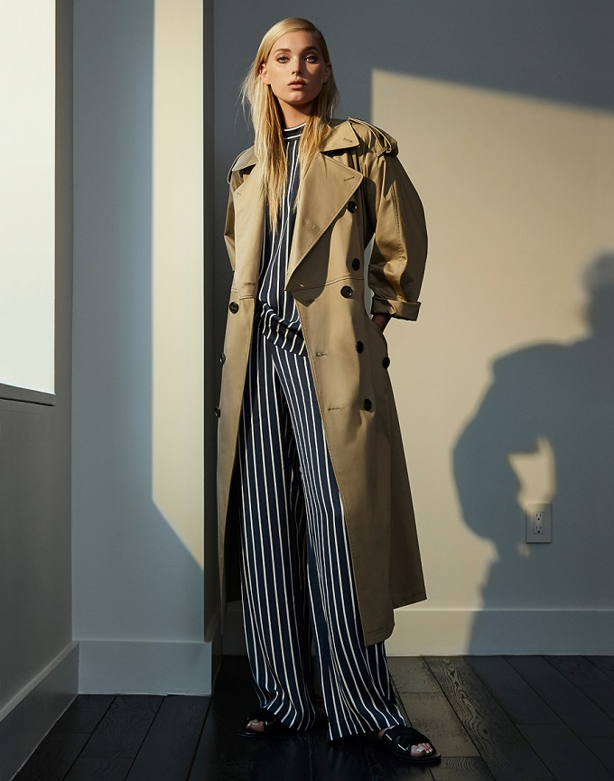 Sunday Style September 2016 Elsa Hosk by Manolo Campion