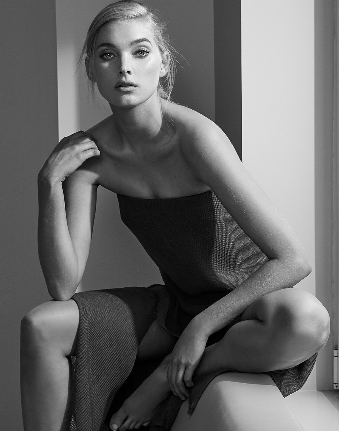Sunday Style September 2016 Elsa Hosk by Manolo Campion