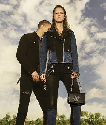 Versace Jeans Fall Winter 2016.17 Campaign