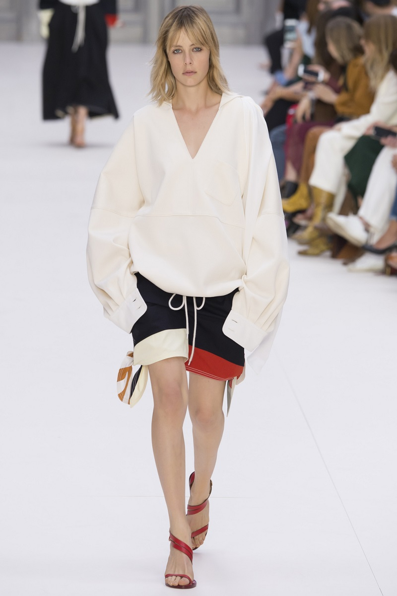 Chloé Ready To Wear Spring Summer 2017 Paris