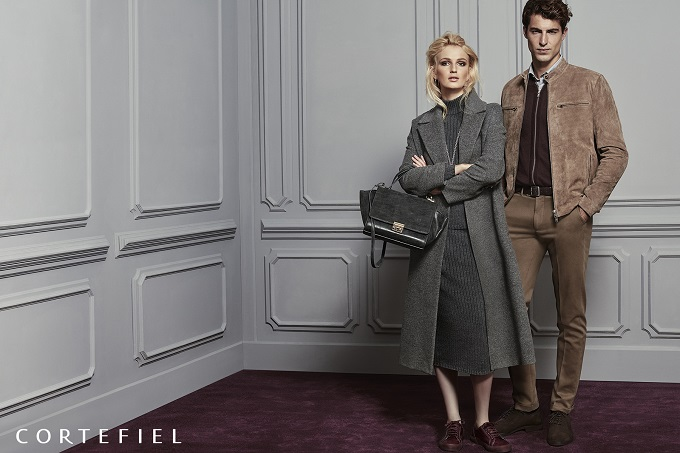 Cortefiel | Fall Winter 2016 Campaign shot by Tomás de la Fuente