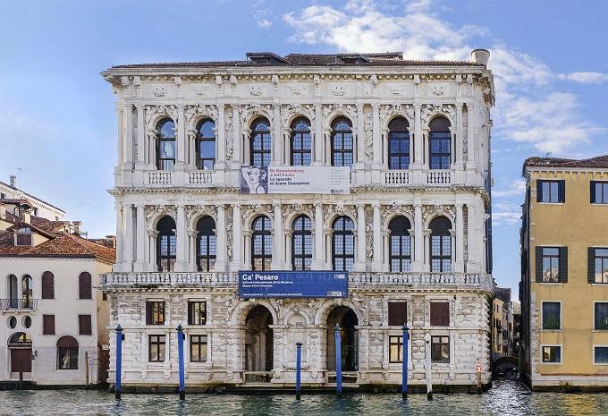 Ca' Pesaro Galleria Internazionale d'Arte Moderna © Fondazione Musei Civici di Venezia