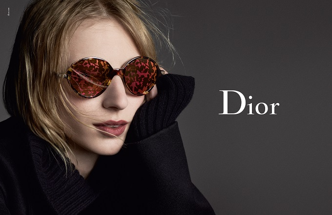 DiorUmbrage Fashion Advertising Campaign 2016