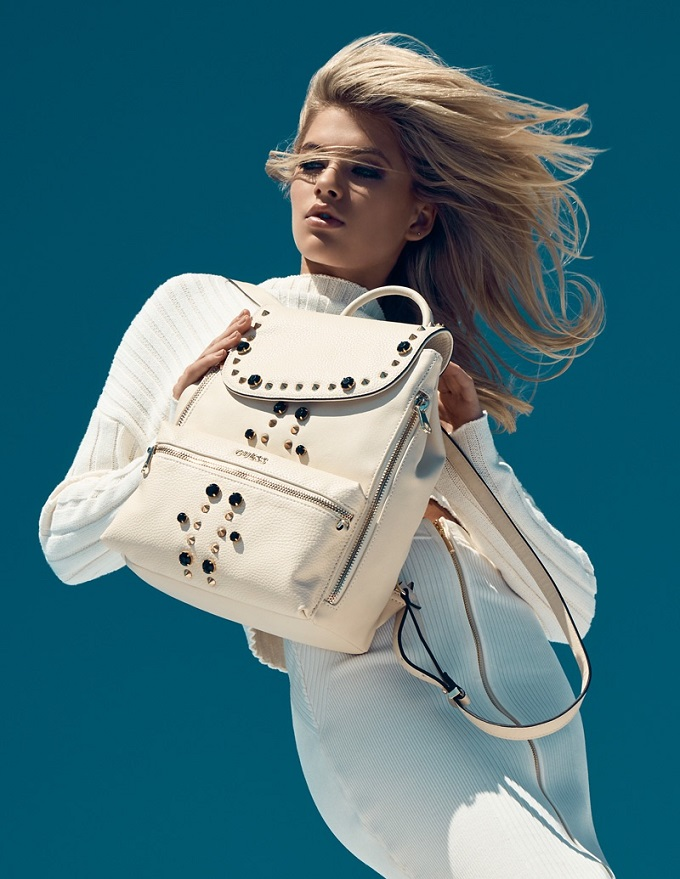 Guess Accessories Fall Winter 2016 Campaign