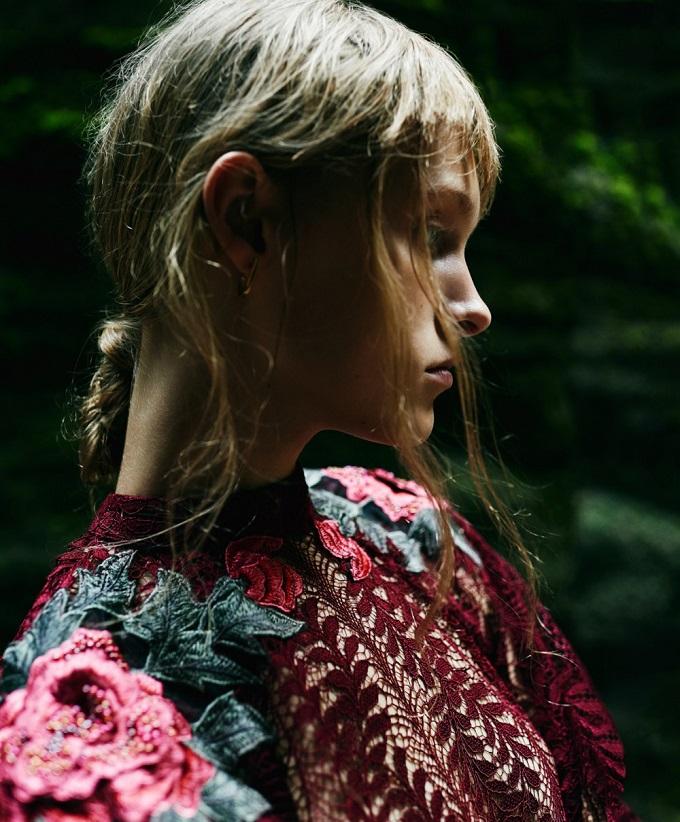 Harper's Bazaar x Marcin Kempski