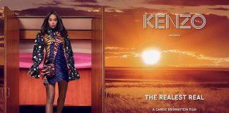 KENZO, lo short movie ironico e surreale di Carrie Brownstein