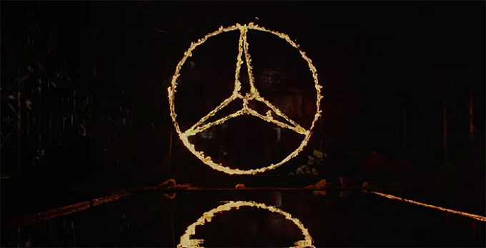 Mercedes-Benz SS17 Fashion Campaign © CHRISTIAN LARSON