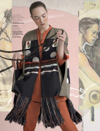 Ryan Tandya For Harper's Bazaar Art Indonesia