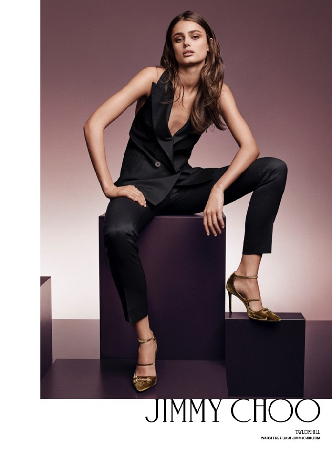 The Jimmy Choo 20th Anniversary Campaign Fall 2016