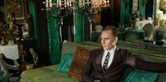 Tom Hiddleston is the new face of Gucci Cruise 2017 tailoring