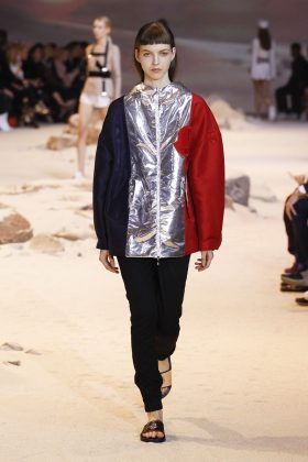 MONCLER GAMME ROUGE SS 17 SHOW