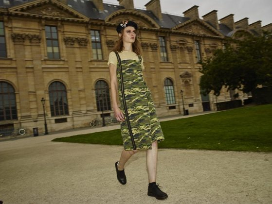 EACH x OTHER, Women Fashion Show, Ready to Wear Collection Spring Summer 2017 in Paris