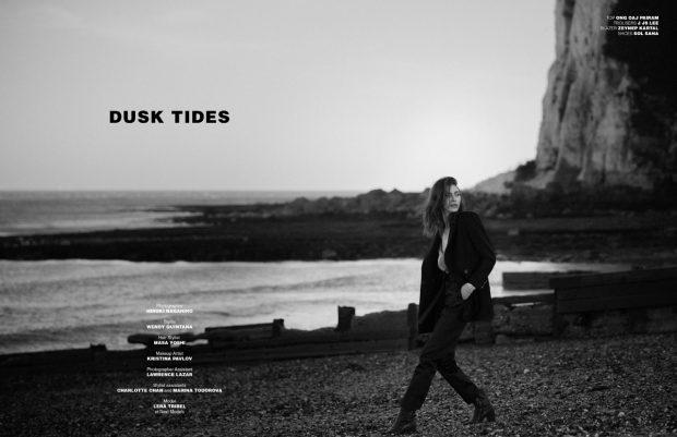 Dusk Tides by Hiroki Nagahiro